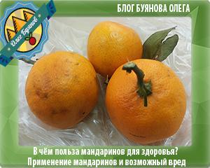 три плода