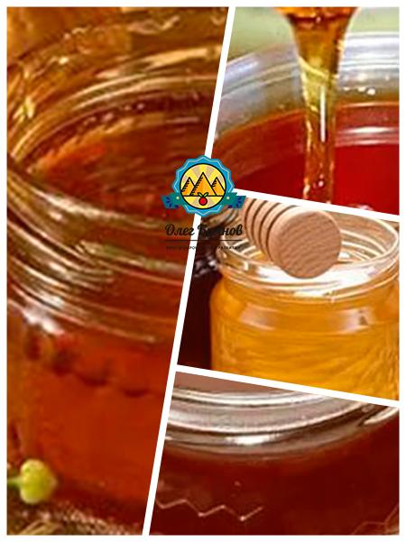 капли жидкого мёда