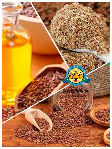 Льняная мука — прекрасный источник витаминов, макро и микроэлементов, белка, антиоксидантов, полиненасыщенных кислот.
