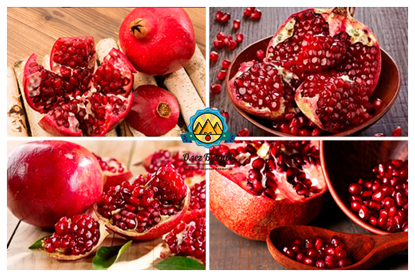 плод и косточки граната