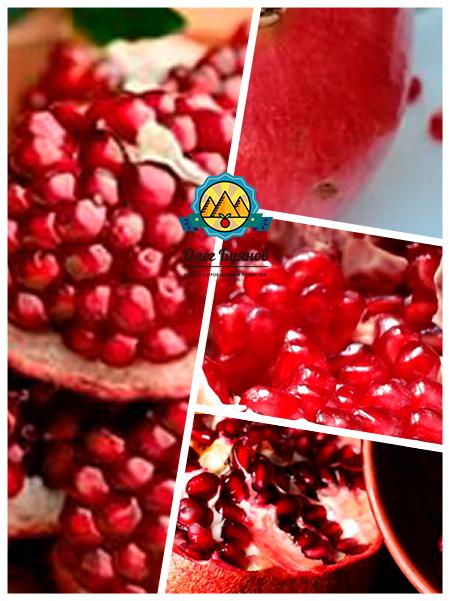 вкусная ягода гранат