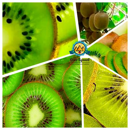 сочный зелёный фрукт