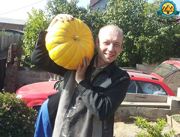 буянов олег с урожайной тыквиной