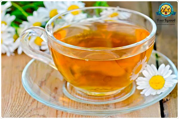 чашка с чаем