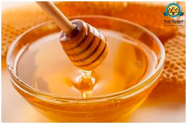 раствор мёда