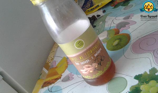 топинамбур сироп