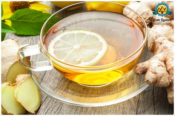имбирь с чайм