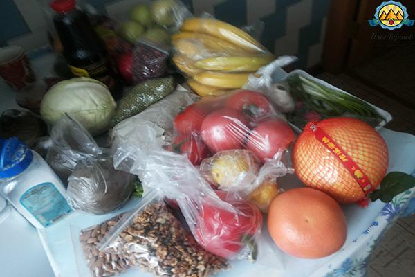 продукты сыроеда