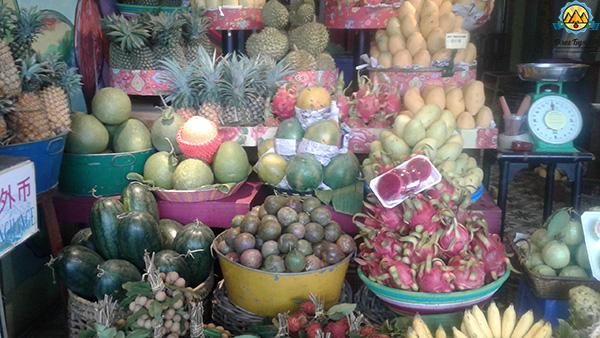 фрукты вьетнама