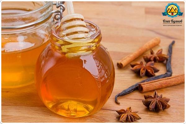 банка с мёдом