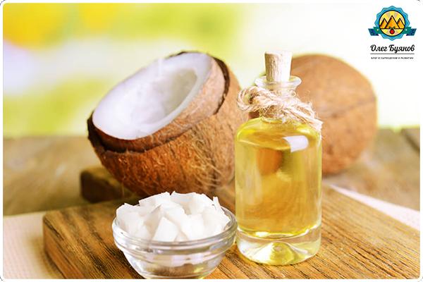 ароматическое масло кокоса