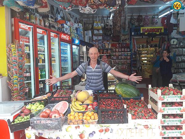 Мой отчёт о поездке в Турцию в мае 2018 года