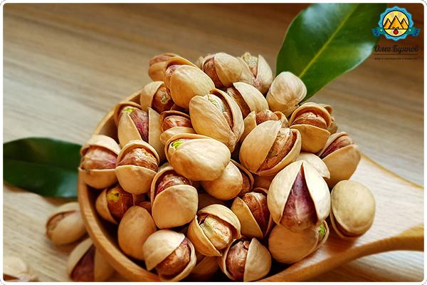 фисташки орешки