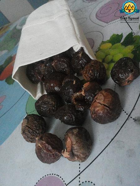 орехи для мытья