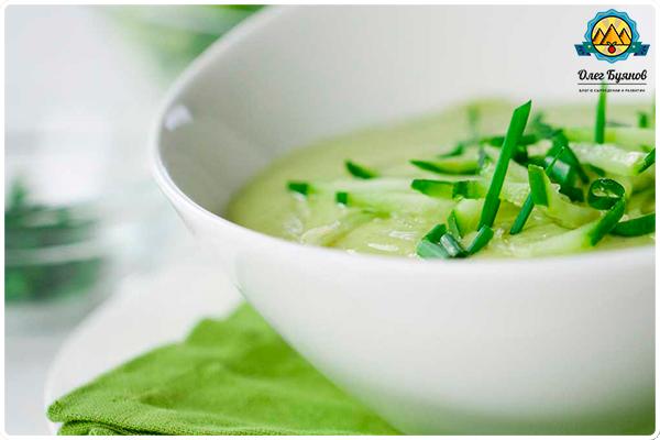 суп сыроеда