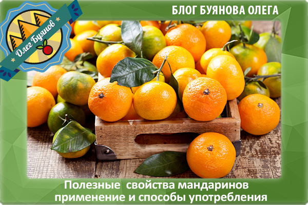 много мандарин