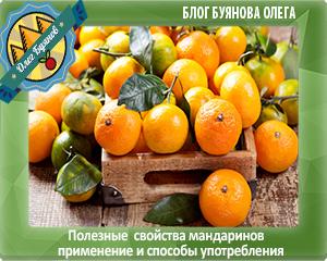 много спелых мандаринов