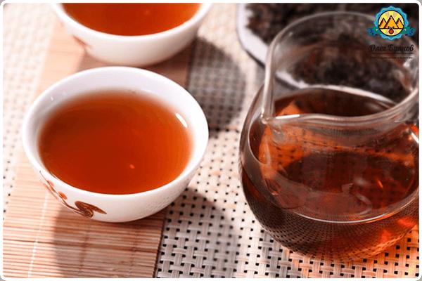 чай в кружке