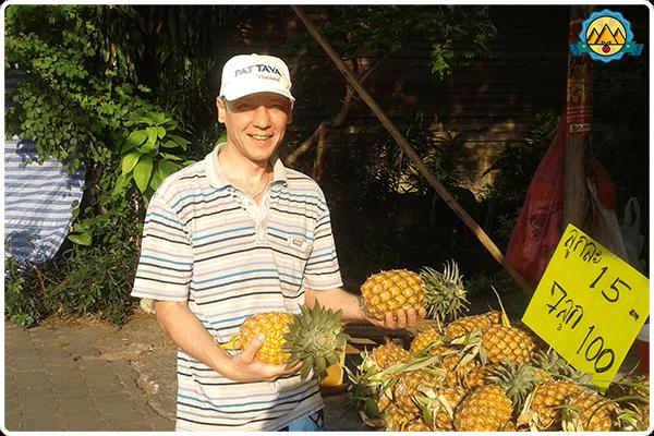 буянов олег с ананасами